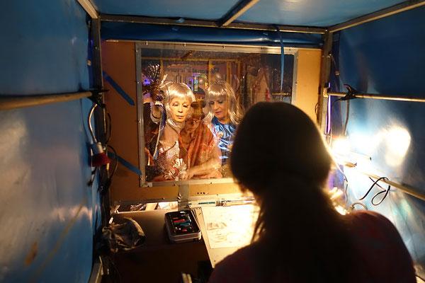 Themenparty mit dem Kunstautomat, Karikaturist, Betriebsfest