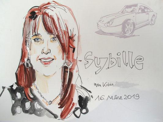 Der Schnellzeicher & Karikaturist in Pforzheim begeistert auf Ihrem Kundenevent und dokumentiert das Geschehen mit Portrais in A3 oder A4 Format. Setzen Sie auf bleibende Erinnerungen mit einem Schnellzeichner z.B. im Porsche Zentrum Pforzheim.