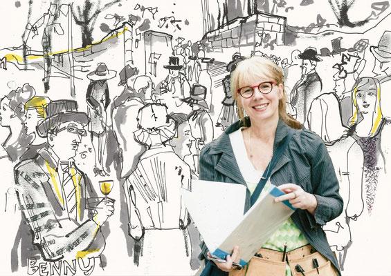 Ein Schnellzeichner Frankfurt und Karikaturist Frankfurt fasziniert das Publikum auf besondere Art. Die Kunstmalerin Karin Schliehe ist in der Männerwelt nicht mehr weg zu denken und stellt alle in den Schatten. Unter den wenigen Frauen ist Sie etabliert.