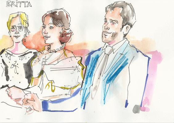 Schnellzeichner in der Region Stuttgart auch als Karikaturistin und Eventzeichnerin buchbar und immer ein Erlebnis. Kunstmaler in Stuttgart für hohe Ansprüche bei Hochzeiten, runde Geburtstagen und Firmenfeiern! Eine bleibende Erinnerung zum mitnehmen.