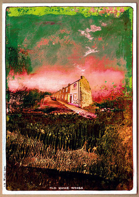 old home, unfuck yourself kalender 2013, copyright chantal labinski