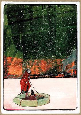 unfuck yourself kalender 2013, copyright chantal labinski