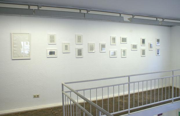 Einblick in die Ausstellung, Galerie