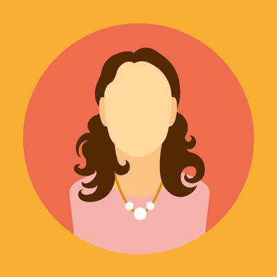 © Anonymisierte Portraits für Frauen helfen Frauen Esslingen e.V., im Auftrag von Dittus Design | Packaging Design & Branding