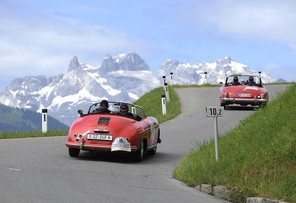 CRM Maßnahmen, Silvretta Classic, AUTO MOTOR SPORT
