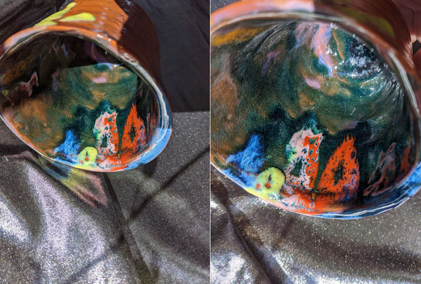 """Cup """"some happenings"""", ~85 mm height ~82 mm width, SEP 2020"""