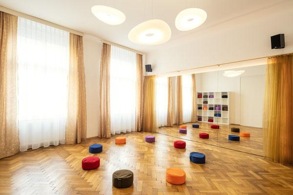 Interieur Therapiepraxis Graz, S. Papst @ Michael Schnabl