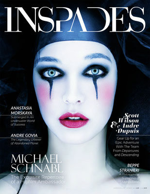 Cover und Coverstory - Michael Schnabl