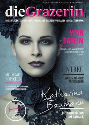 Cover Die Grazerin - Foto: Michael Schnabl