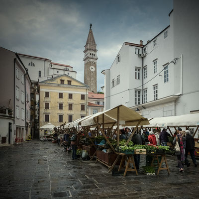 Lovely Piran © Michael Schnabl
