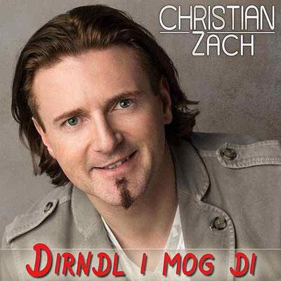 CD Cover Christian Zach - Foto: Michael Schnabl
