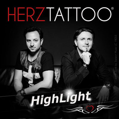 CD Cover Herztattoo - Foto: Michael Schnabl
