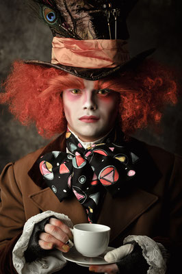 Mad Hatter © Michael Schnabl