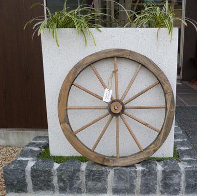 大きめの車輪