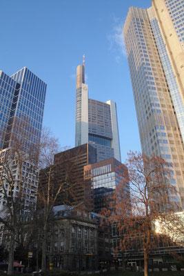 Taunusturm-Commerzbank-Eurotower
