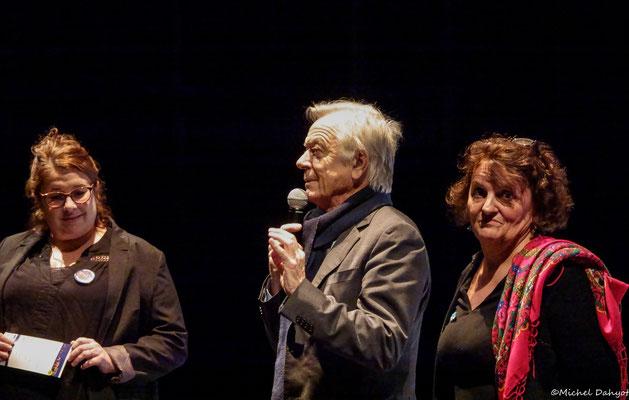 Ouverture au théâtre de Jouy 7.11 © Michel Dahyot