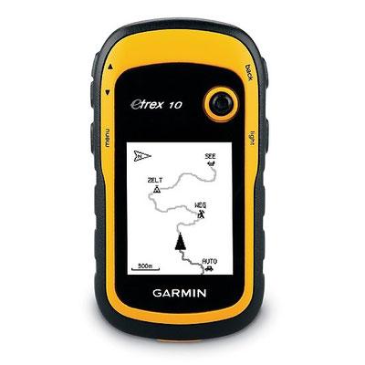 GPS-Gerät für GPS Hafen SUPTour