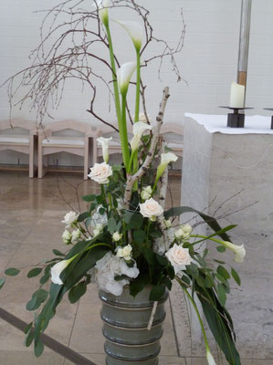 Kirchengesteck Calla