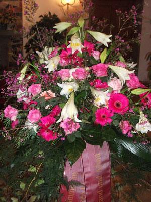 Bukett rosa