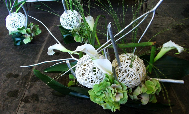 modernes Arrangement