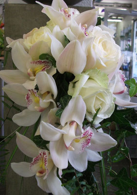 Orchideenstrauß
