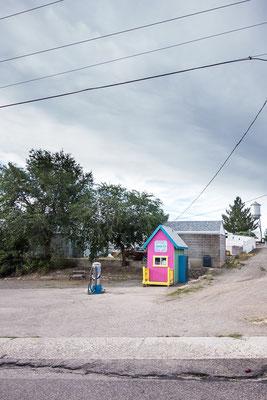 Milford. Utah, USA 8/2014