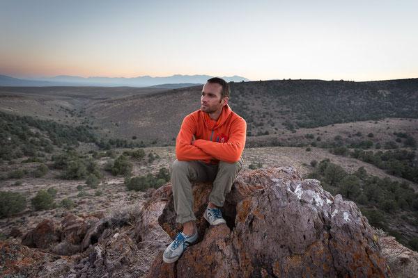 Ein Ort für den es sich lohnt, in der Wüste zu sein. Hickison Petroglyph Recreation Area. Nevada, USA 8/2014