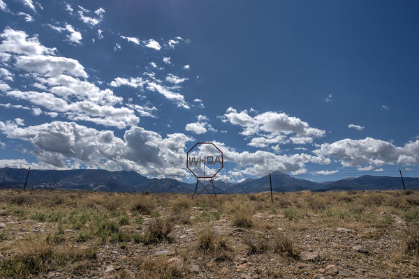 Whoa. Wir sind in Nevada. USA 8/2014