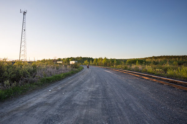 Sudbury Junction. Ontario, Kanada 5/2014