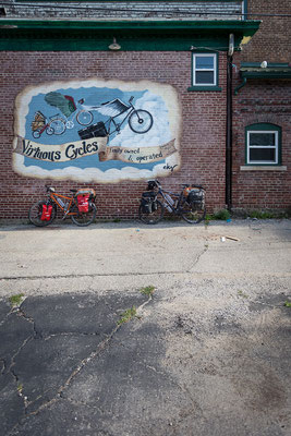 Virtuous Cycles in Lafayette. Indiana, USA 6/2014