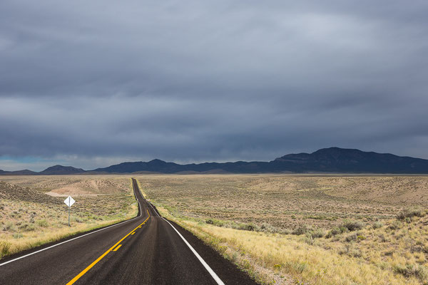 Tuning in to the solitude of Nevada. Utah, USA 8/2014