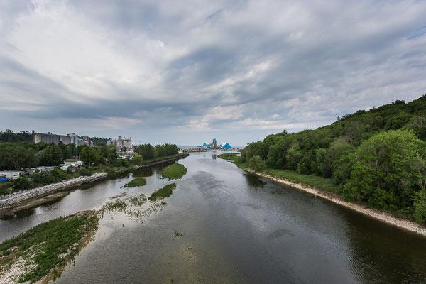 In der Nähe von Goderich. Ontario, Kanada 6/2014