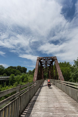 On the Katy Trail. Missouri, USA 7/2014