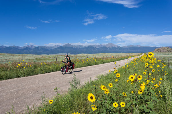 Near Westcliffe. Colorado, USA 8/2014