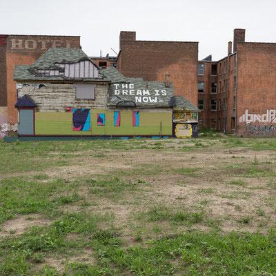 Detroit, USA 6/2014