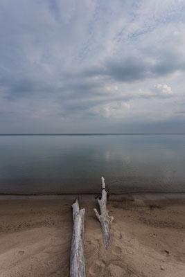 Camlachie am Lake Huron. Ontario, Kanada 6/2014