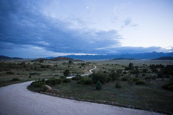 In der Nähe von Westcliffe. Colorado, USA 8/2014