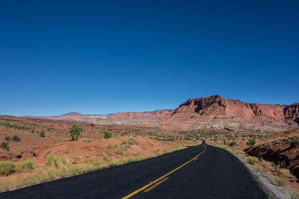 Near Capitol Reef. Utah, USA 8/2014