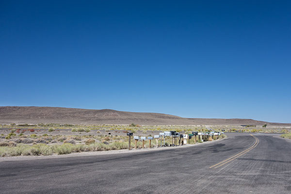 Close to Dayton. Nevada, USA 8/2014