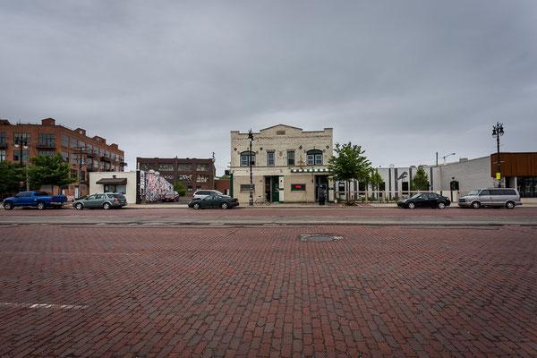 Das Lagerhaus. Detroit, USA 6/2014
