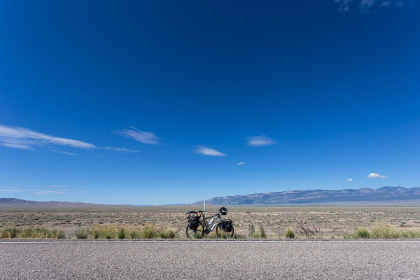 Solitude. Nevada, USA 8/2014