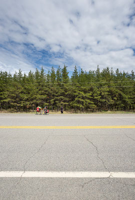 Somewhere in the region of Abitibi-Témiscamingue. Quebec, Canada 5/2014
