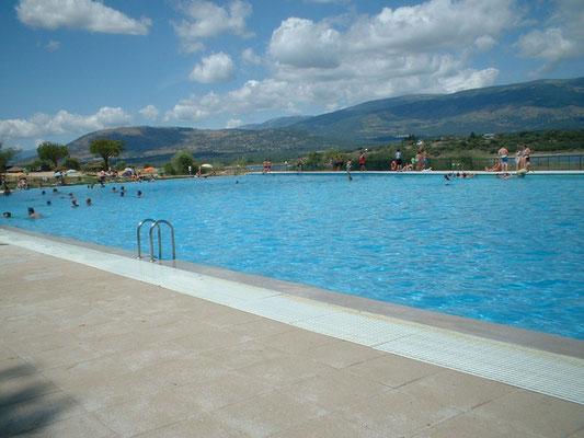 piscinas de riosequillo buitrago de lozoya madrid