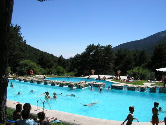 piscinas de las dehesas cercedilla madrid bionova