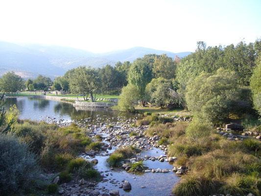 Piscinas Naturales Madrid - Rascafría