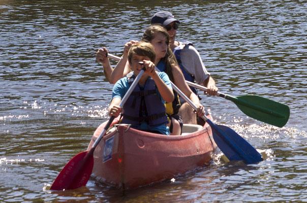Canoe © ADT