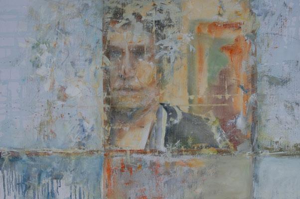 Malerei 70 x 100 cm