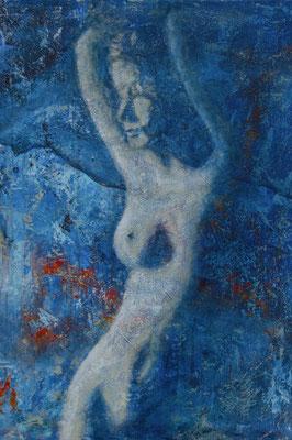 Malerei 80 x 100 cm
