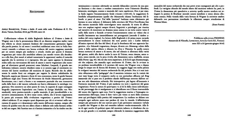 "Rivista ""Fronesis"", n. 23, 2016"