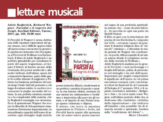"Rivista ""Musica"", Febbraio 2018"